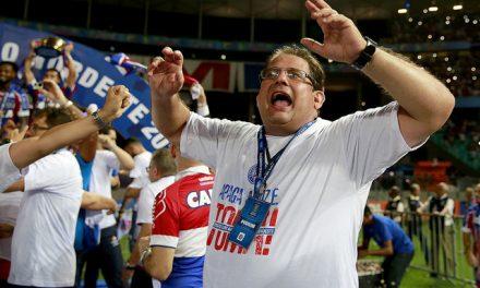 Guto Ferreira no Internacional e Bahia no Mercado