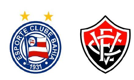 Dupla Ba-VI encara Vasco e Corinthians hoje pelo Brasileirão