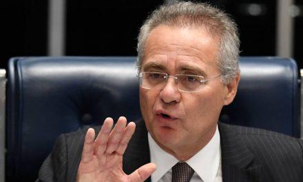 Renan está disposto a entregar o cargo de líder do PMDB no Senado