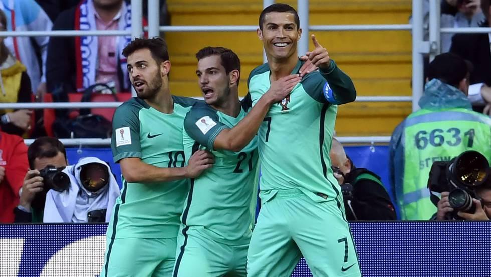 Portugal vence a Rússia por 1×0, Cristiano Ronaldo fez de novo a diferença
