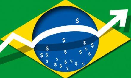 Brasil: abril com atividade em alta