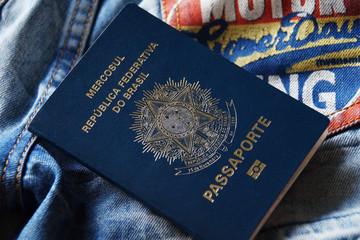 PF suspende emissão de passaportes no país por falta de recursos financeiros