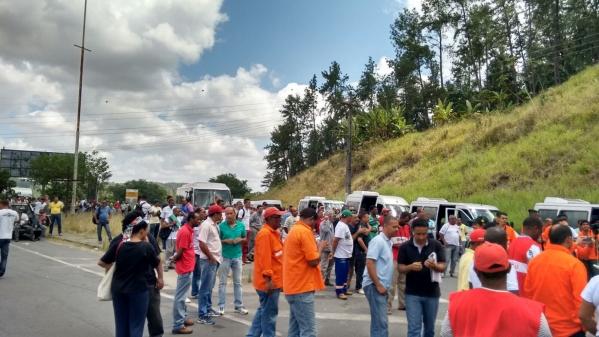 Petroleiros entram em greve na Bahia