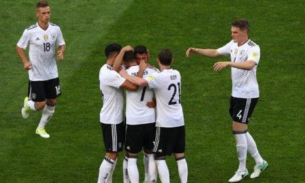 Alemanha ganha de Camarões e enfrentará o México nas semifinais