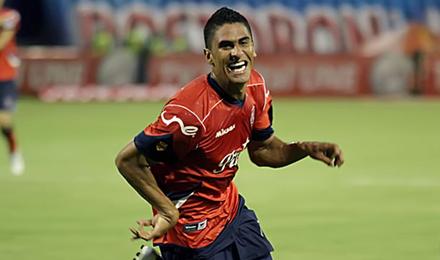 Jogador colombiano deve ser o novo reforço do Vitória