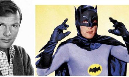 O mais famoso Batman, Adam West, morre aos 88 anos