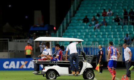 Lesionado, Edson também desfalca o Bahia contra Cruzeiro