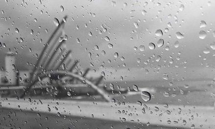 Fim de semana com chuva em Salvador