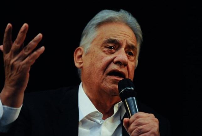 Fernando Henrique diz que classe política está apodrecida