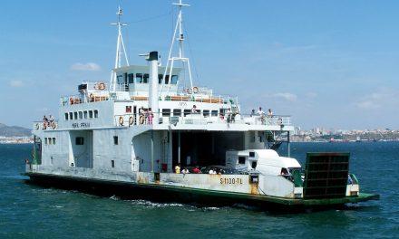 Falha no Agenor Gordilho causou transtornos ao sistema ferry-boat