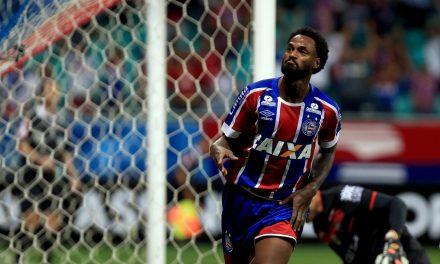 Seguro, Bahia despacha Atlético-GO por 3×0 e vai a 9o