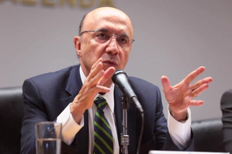Resultado de imagem para ex ministro Henrique Meirelles