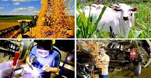 Produção industrial na Bahia caiu  0,71% em Abril