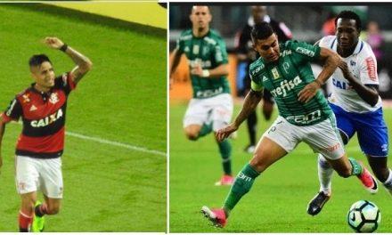 Fla vence Santos, Palmeiras e Cruzeiro empatam – confira os jogos de quarta