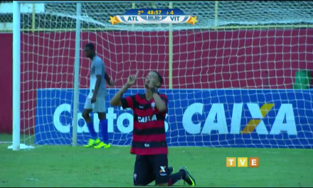 Baianão sub-20- Deu Vitória 3×1