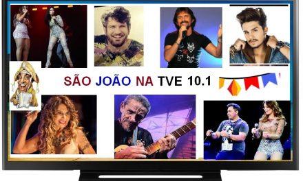 São João na telinha – TVE fará cobertura dos shows na capital e interior