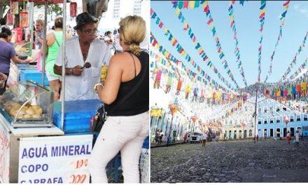 Tem início hoje cadastramento de ambulantes para o São João
