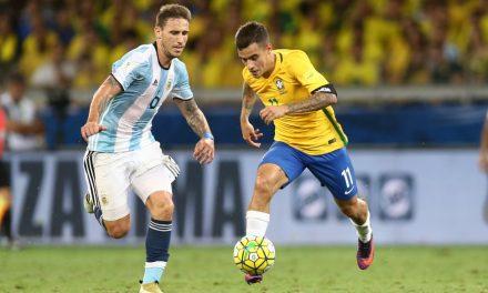 Seleção Brasileira sem vários titulares contra a Argentina