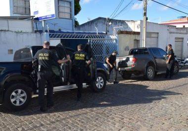 PF faz operação em supostos crimes contra o SUS