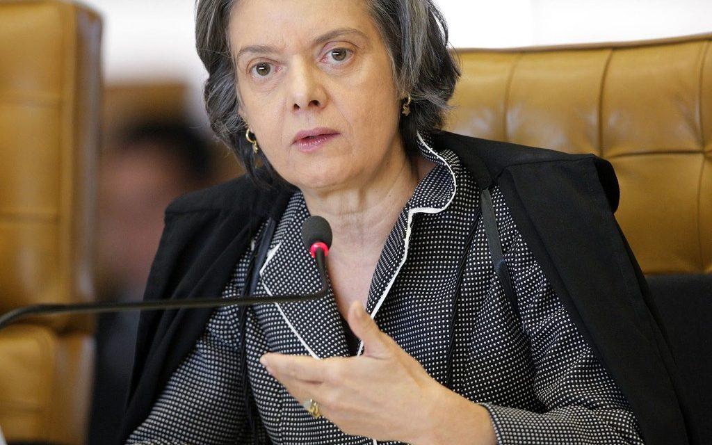 Cármem Lúcia reage à suposta espionagem
