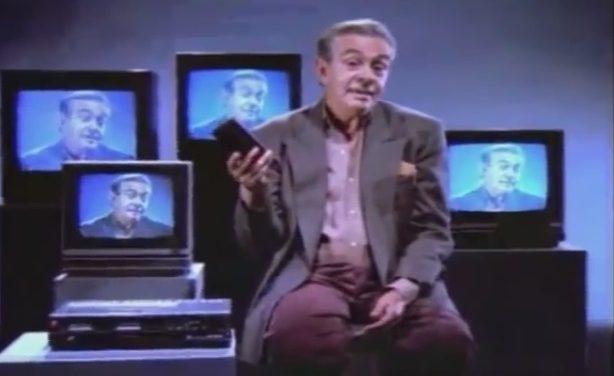 Comerciais inesquecíveis – Sharp, 1990 com Chico Anysio
