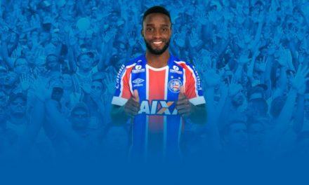 Bahia contrata atacante do Corinthians