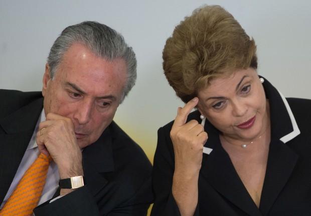 TSE rejeita as 4 primeiras preliminares das defesas de Dilma e Temer