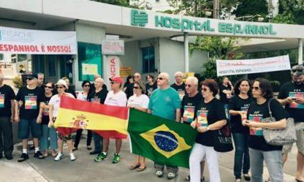 Leilão do Hospital Espanhol não acontecerá mais quarta-feira