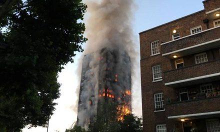 Incêndio em Londres mata seis pessoas e deixa 74 feridas