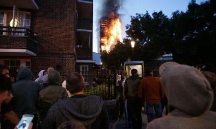 Aumenta o número de mortos no incêndio de prédio em Londres
