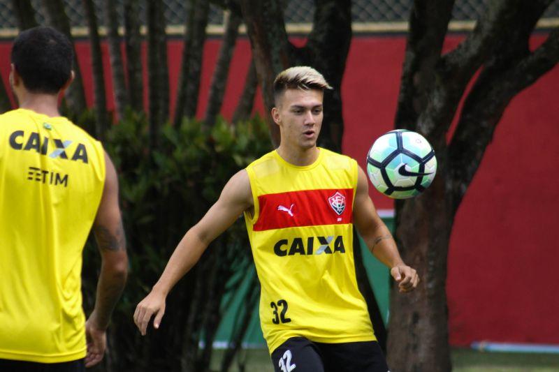 Vitória terá reforços hoje contra o Vasco no Sub-20