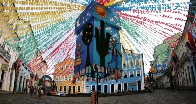 Começa hoje (22), o São João da Bahia no Centro Histórico e Paripe