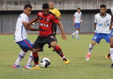 Vitória vence Ba-Vi pelas semifinais do Sub-20
