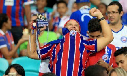 Bahia x Palmeiras: 23 mil ingressos garantidos
