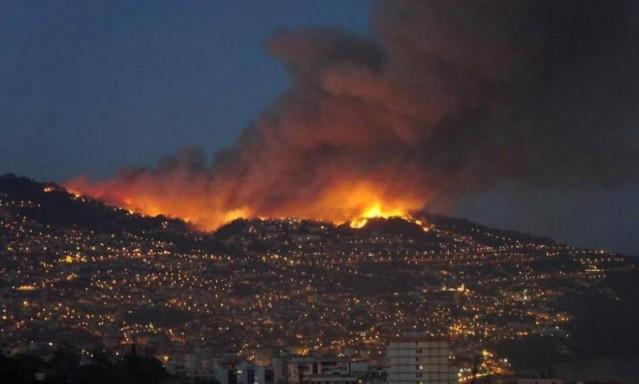 Sobe para 61 o número de mortos no incêndio em Portugal