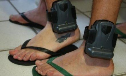 Projeto no Senado: preso vai pagar tornozeleira eletrônica