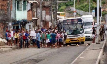 Polícia prende assaltante de ônibus na Av. Suburbana