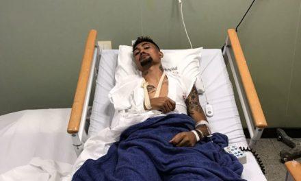 Operação de Kieza considerada como um sucesso, segundo os médicos