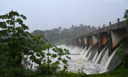 Chuvas aumentam volume dos reservatórios e EMBASA descarta racionamento