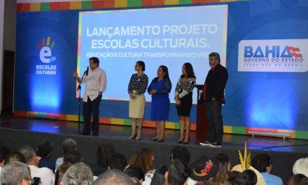 Governo do Estado implanta projetos escolas culturais em Itabuna