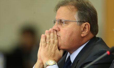 Defesa deGeddel Vieira Limapediu para o ministroEdson Fachin (STF), revogar a prisão do político