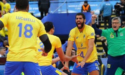 Brasil tenta seu 10° título na Liga Mundial de Vôlei