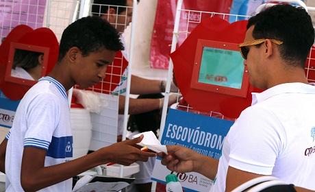 Prefeitura: integralidade da assistência em saúde bucal para moradores da região do Cabula