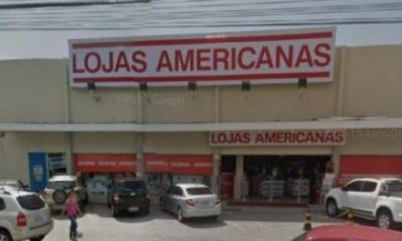 Bandidos assaltam Lojas Americanas da Estrada do Coco