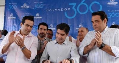 Prefeitura assina convênio com Senai e lança editais de inovação nesta sexta (14)