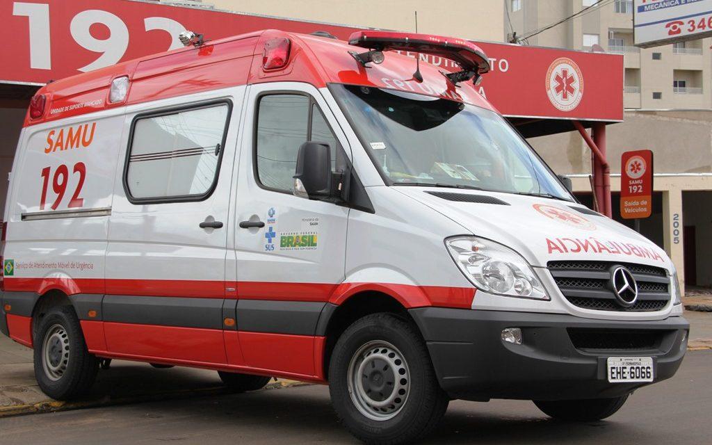 Prefeitura abre concurso para contratação de médicos para o SAMU