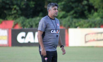 Vitória demite Alexandre Gallo