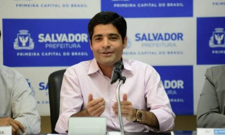 ACM Neto diz no Rio que Salvador tem R$1,5 bi em caixa mesmo com crise