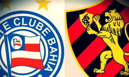 Bahia x Sport: clássico de nordestinos campeões brasileiros