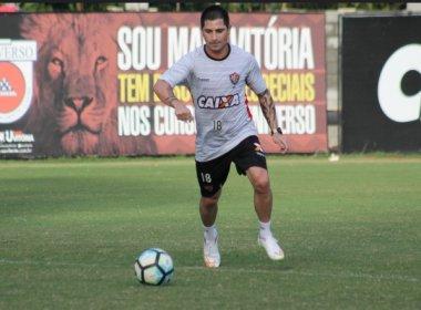 Vitória contrata o meia-atacante Danilinho ex-Flu e Atlético-MG